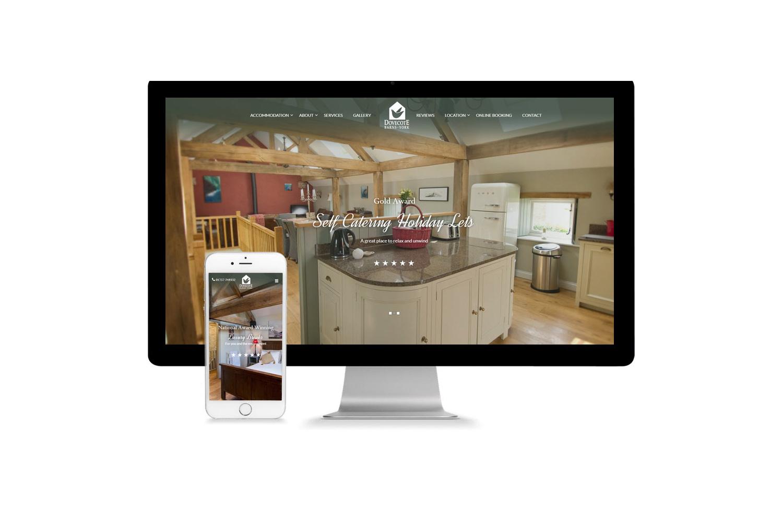 Dovecote Barns Website