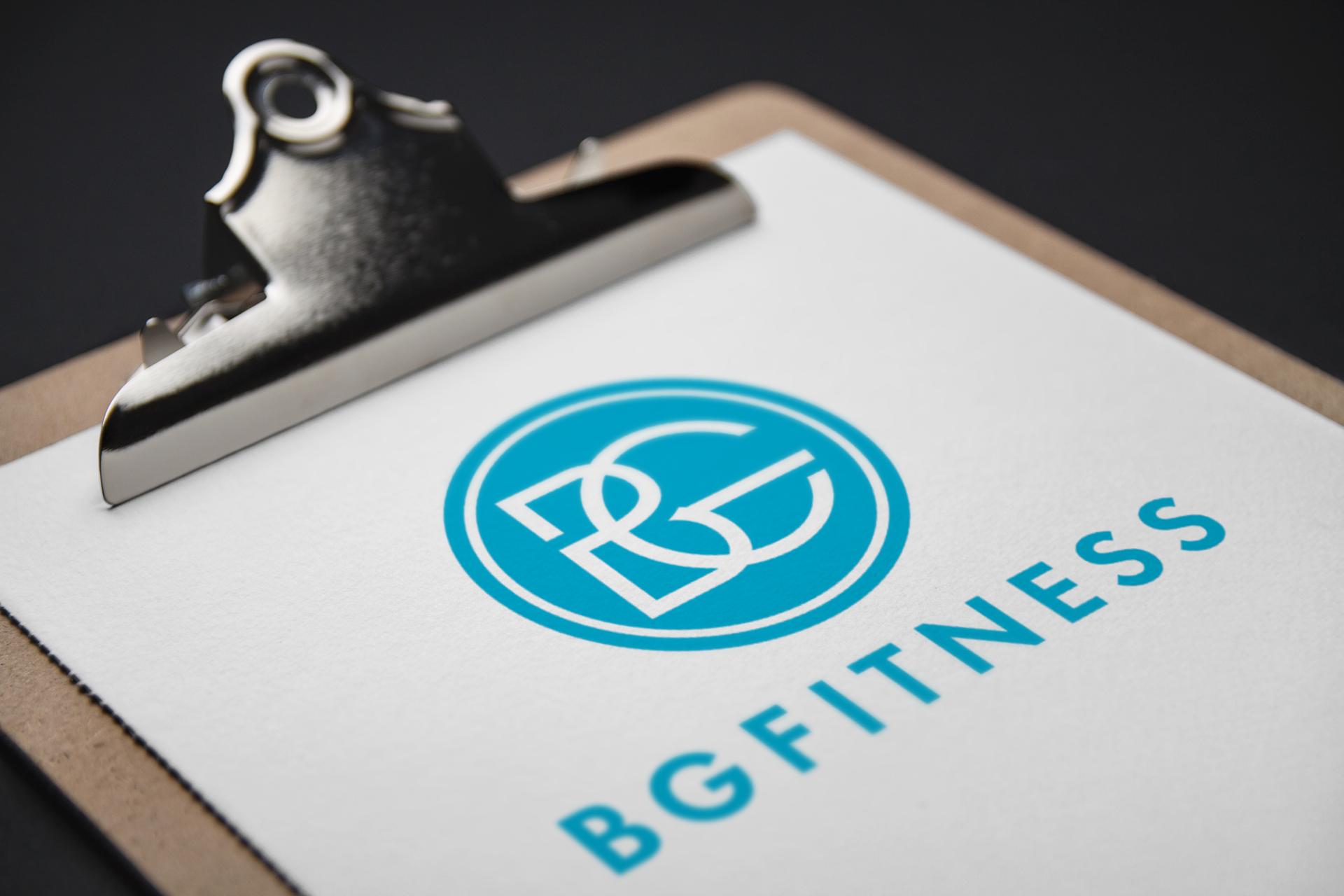 Logo Design | BG Fitness