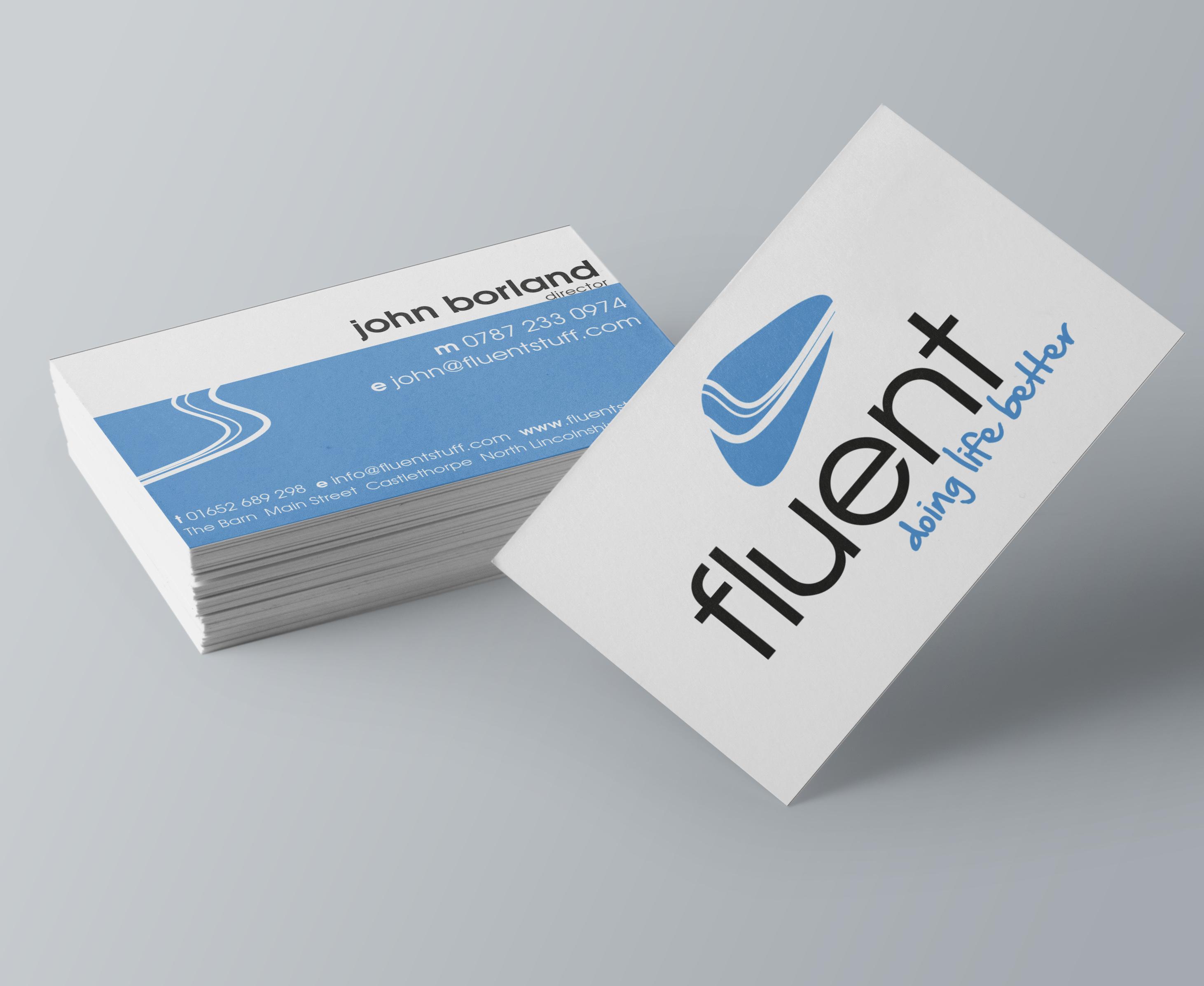 Logo Design + Branding   Fluent Coaching