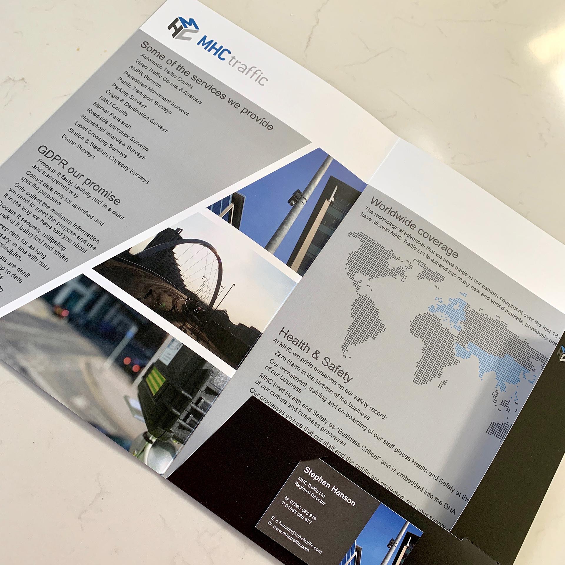 print design   MCH Traffic