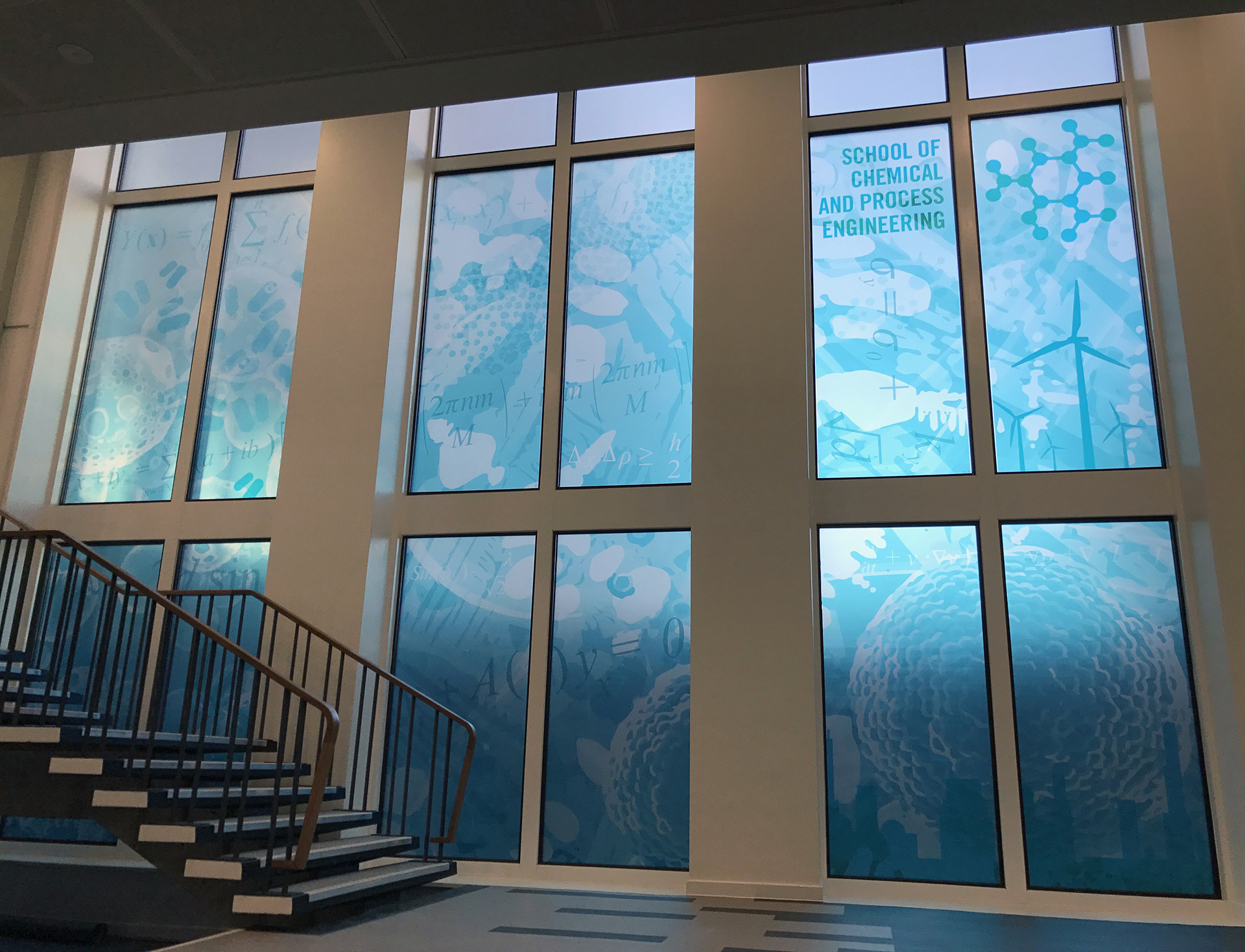 window design | university of Leeds