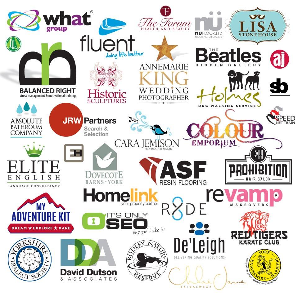 Sarah Bates Design Logos
