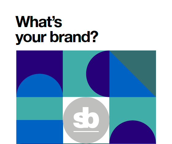 Whats your brand - sarah bates design